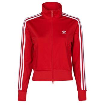 Oblačila Ženske Športne jope in jakne adidas Originals FIREBIRD TT PB Rdeča