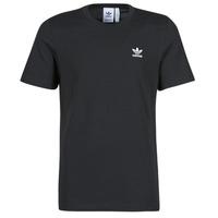 Oblačila Moški Majice s kratkimi rokavi adidas Originals ESSENTIAL TEE Črna