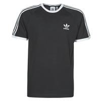 Oblačila Moški Majice s kratkimi rokavi adidas Originals 3-STRIPES TEE Črna