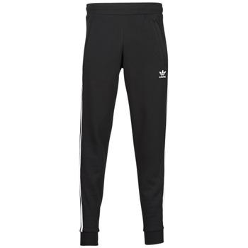 Oblačila Moški Spodnji deli trenirke  adidas Originals 3-STRIPES PANT Črna