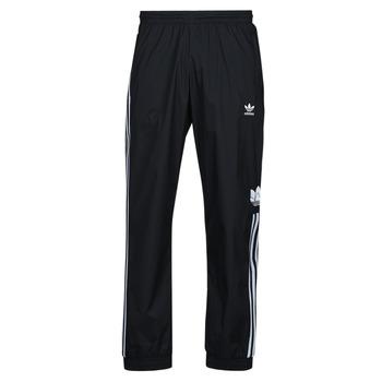 Oblačila Moški Spodnji deli trenirke  adidas Originals 3D TF 3 STRP TP Črna