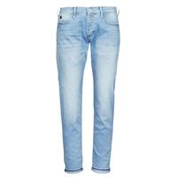 Oblačila Ženske Jeans boyfriend Le Temps des Cerises MACEL Modra