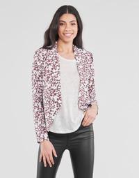 Oblačila Ženske Jakne & Blazerji Le Temps des Cerises GOYA Bela