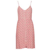Oblačila Ženske Kratke obleke Le Temps des Cerises SIERO Rdeča