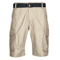 Oblačila Moški Kratke hlače & Bermuda Petrol Industries SHORT CARGO Bež