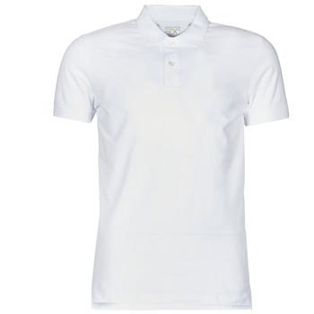 Oblačila Moški Polo majice kratki rokavi Esprit COO N PI PO SS Bela