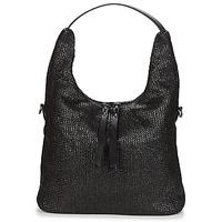 Torbice Ženske Ročne torbice Casual Attitude OMAY Črna