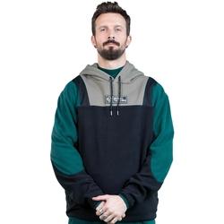 Oblačila Moški Puloverji Sergio Tacchini Sweatshirt  Bliss noir/gris/vert