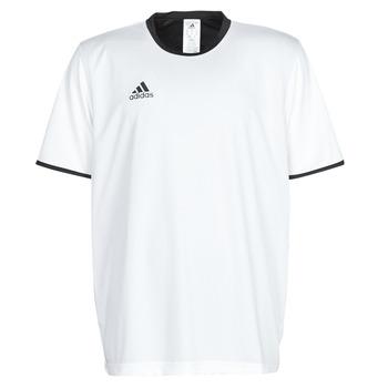 Oblačila Moški Majice s kratkimi rokavi adidas Performance TAN REV JSY Bela