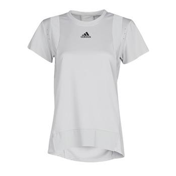 Oblačila Ženske Majice s kratkimi rokavi adidas Performance TRNG TEE H.RDY Siva