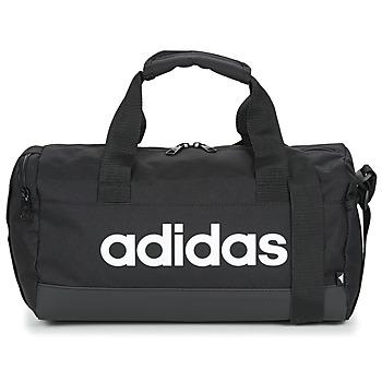 Torbice Športne torbe adidas Performance LIN DUFFLE XS Črna