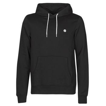 Oblačila Moški Puloverji Element CORNELL CLASSIC HO Črna