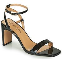 Čevlji  Ženske Sandali & Odprti čevlji JB Martin 1DITA Črna