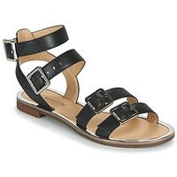 Čevlji  Ženske Sandali & Odprti čevlji JB Martin 1GAPI Črna