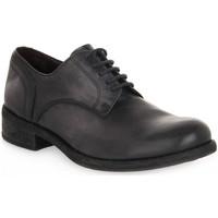 Čevlji  Moški Čevlji Derby Felmini NERO LAVADO Nero