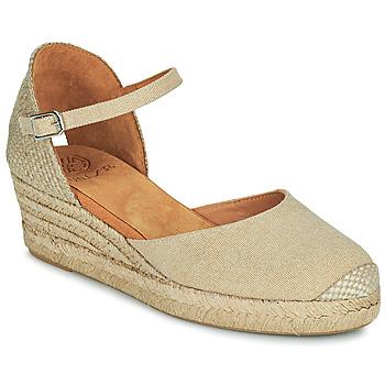 Čevlji  Ženske Sandali & Odprti čevlji Unisa CISCA Bež