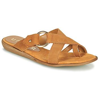Čevlji  Ženske Japonke Unisa ADRIEL Kamel