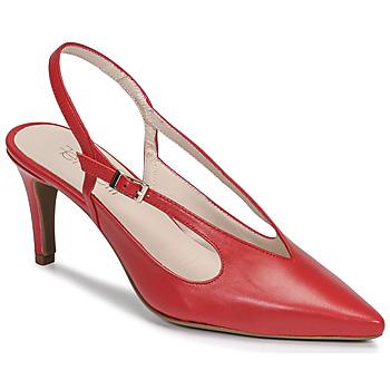 Čevlji  Ženske Salonarji Fericelli TABET Rdeča
