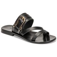 Čevlji  Ženske Sandali & Odprti čevlji Fericelli STAMP Črna