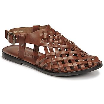 Čevlji  Ženske Sandali & Odprti čevlji Fericelli ONUOVO Kamel