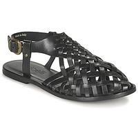 Čevlji  Ženske Sandali & Odprti čevlji Fericelli ONUOVO Črna