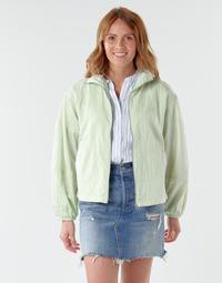 Oblačila Ženske Jakne Levi's BOK CHOY Zelena