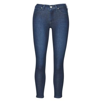 Oblačila Ženske Jeans skinny Lee SCARLETT WHEATON Modra