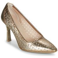 Čevlji  Ženske Salonarji Hispanitas FRIDA-7 Pozlačena