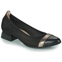 Čevlji  Ženske Salonarji Hispanitas ADEL Črna / Srebrna