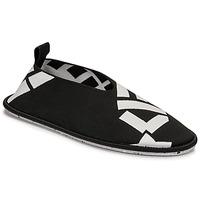 Čevlji  Ženske Balerinke Kenzo K-KNIT SLIP-ON RECYCLED KNIT Črna
