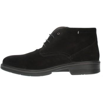Čevlji  Moški Čevlji Derby Luisetti 30208SE Black