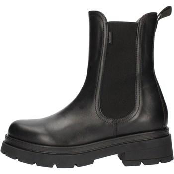 Čevlji  Ženske Polškornji NeroGiardini I014320D Black
