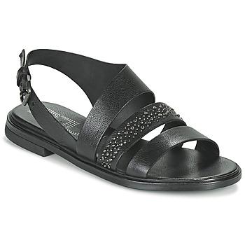 Čevlji  Ženske Sandali & Odprti čevlji Mjus GRAM Črna