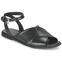 Čevlji  Ženske Sandali & Odprti čevlji Mjus GRECA Črna