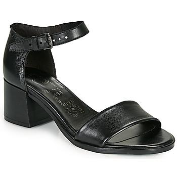 Čevlji  Ženske Sandali & Odprti čevlji Mjus LEI Črna