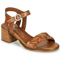 Čevlji  Ženske Sandali & Odprti čevlji Mjus LEI Kamel