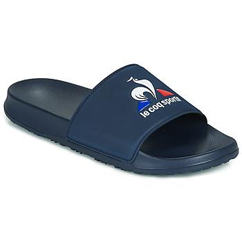 Čevlji  Moški Natikači Le Coq Sportif SLIDE LOGO Modra