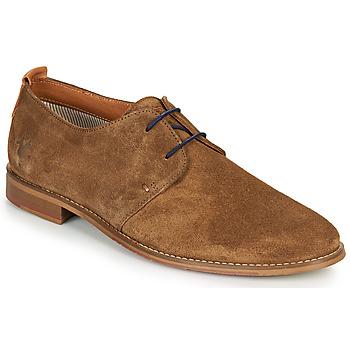 Čevlji  Moški Čevlji Derby Kost ERWIN 5 Kostanjeva