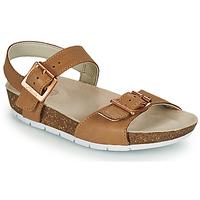 Čevlji  Otroci Sandali & Odprti čevlji Clarks RIVER SAND K Kamel