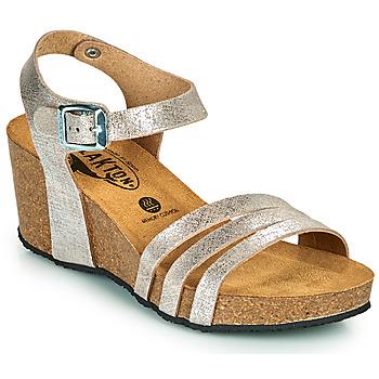 Čevlji  Ženske Sandali & Odprti čevlji Plakton BRESCIA Irisé