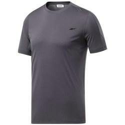 Oblačila Moški Majice s kratkimi rokavi Reebok Sport Wor Comm Tech Tee Grafitna