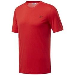 Oblačila Moški Majice s kratkimi rokavi Reebok Sport Wor Comm Tech Tee Rdeča