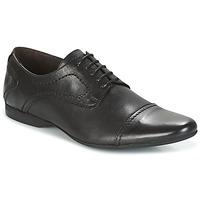 Čevlji  Moški Čevlji Derby Carlington EDFER Črna