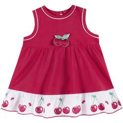 Oblačila Deklice Kratke obleke Chicco 09003398000000 Rdeča