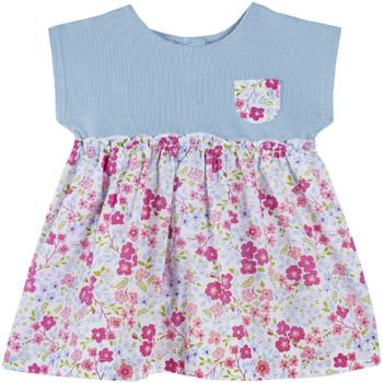 Oblačila Deklice Kratke obleke Chicco 09003412000000 Modra