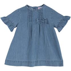 Oblačila Deklice Kratke obleke Chicco 09003414000000 Modra