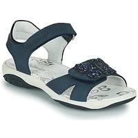 Čevlji  Deklice Sandali & Odprti čevlji Primigi ANATOLE Modra