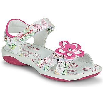 Čevlji  Deklice Sandali & Odprti čevlji Primigi SARAH Bela
