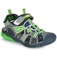 Čevlji  Dečki Športni sandali Primigi ANATI Siva / Zelena