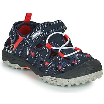 Čevlji  Dečki Športni sandali Primigi ALEX Črna / Rdeča